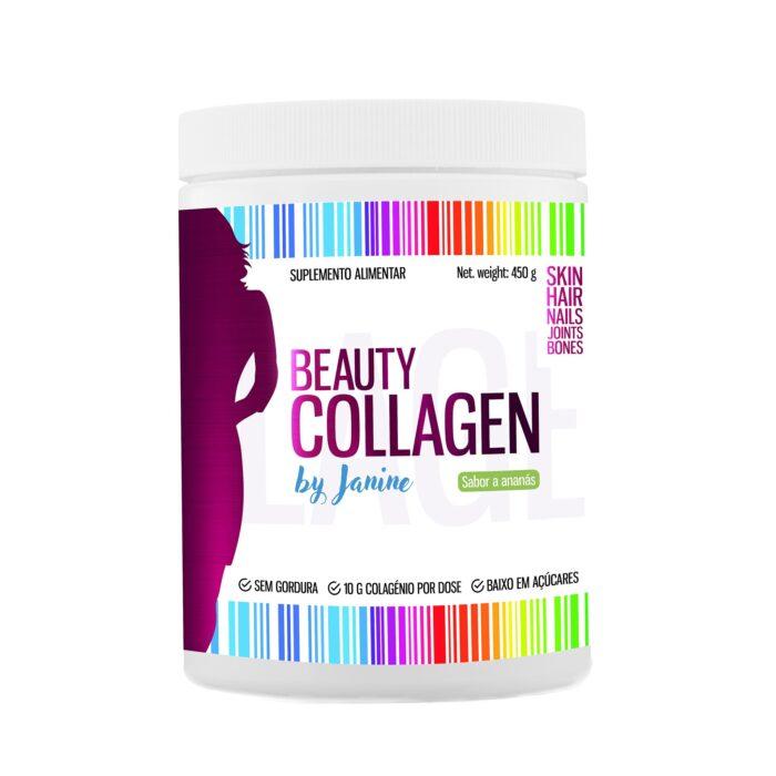 Beauty Collagen by Janine, Colagénio em pó - 450g